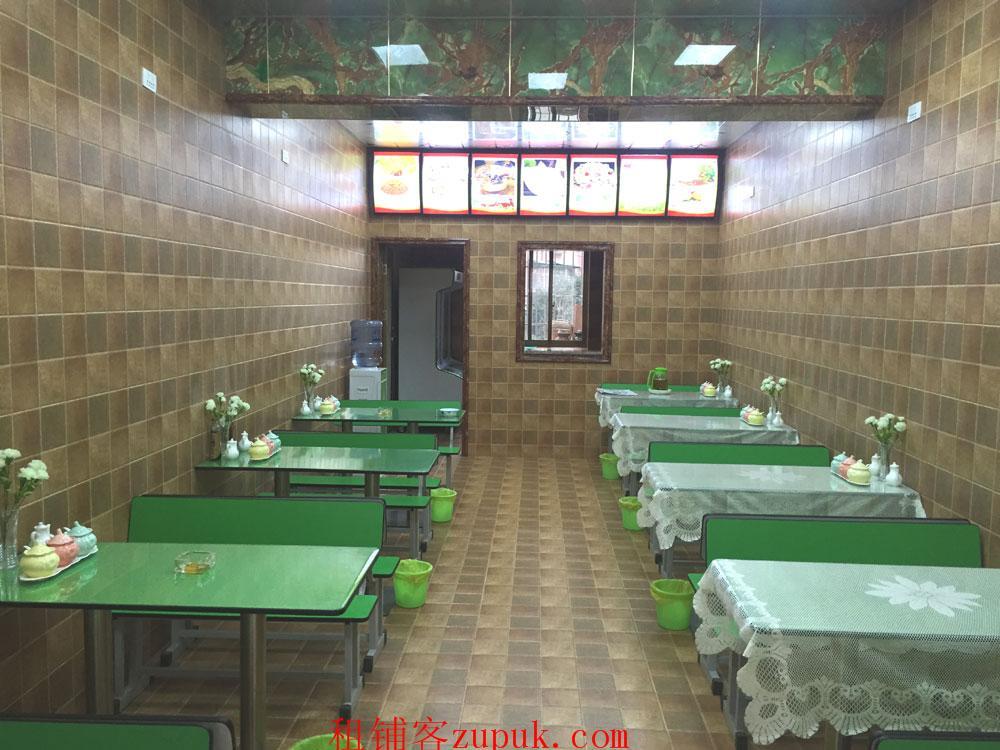 小河漓江花园50平临街餐饮店转让