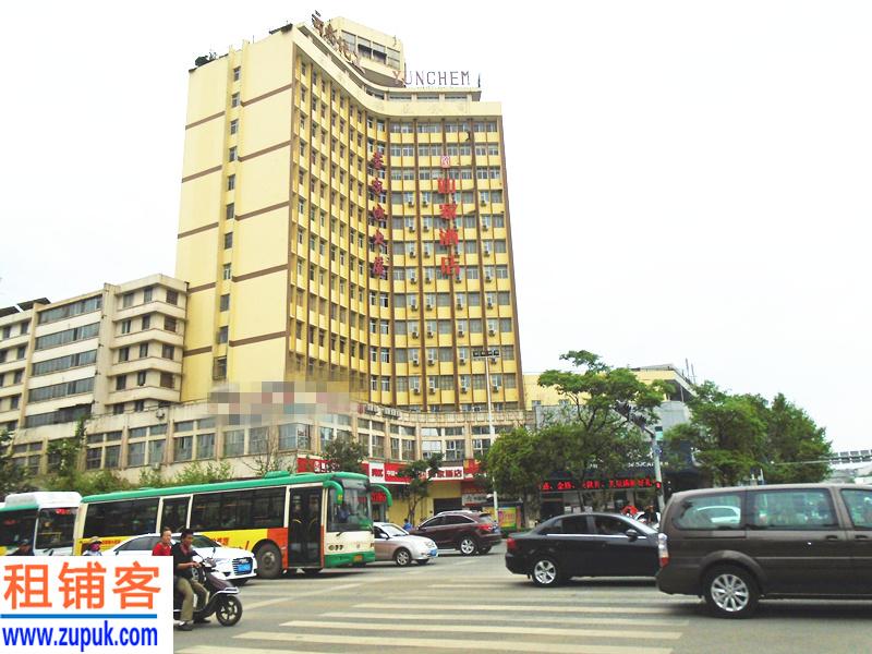 市中心国内知名如家酒店低价转让