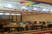花溪公园地下商城51平盈利餐饮店低价出租