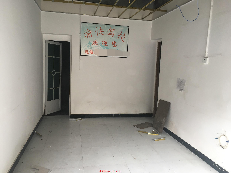 3号线麒龙站江南车管所旁门面房东招租无转让费