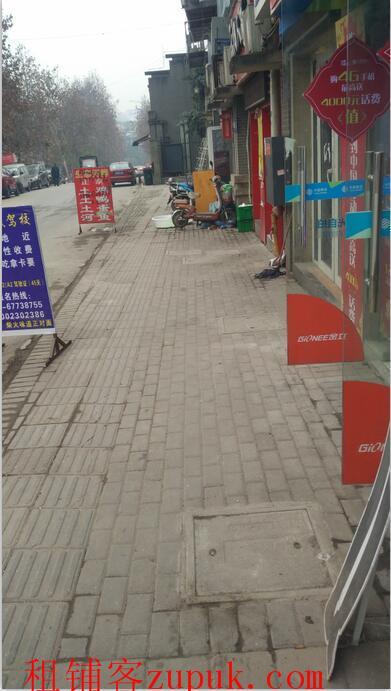 江北石马河住宅底层临街商铺转让(个人)