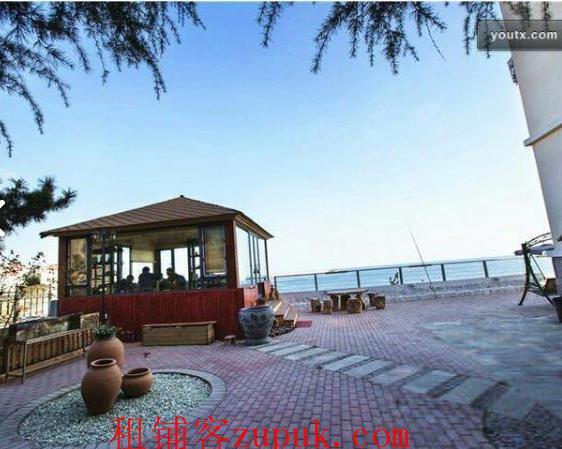 崂山区繁华地段 海景庄园 占地30亩 整体出租