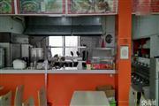 河南工业大学商业街内紧邻宿舍楼小饭店低价急转