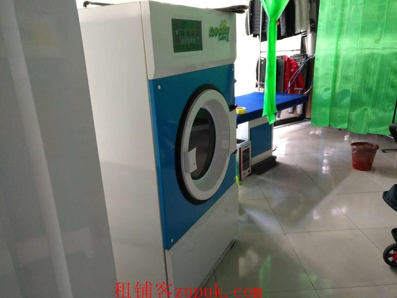盈利中的品牌干洗店旺季优价急转