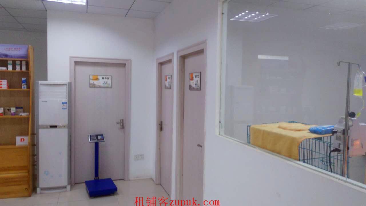 汉阳龙阳村172㎡门面空转