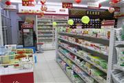 成熟小区门口71㎡临街3年品牌药店转让
