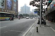 市中心地带临街餐饮店(可空转)