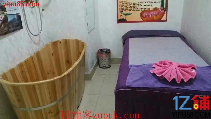 龙华汽车站附近玉翠新村150平养生馆急转
