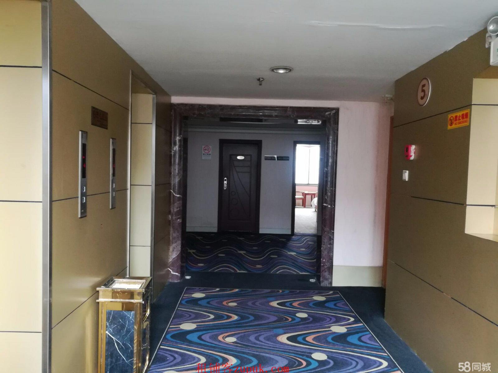 南宁市良庆区大沙田银田酒店4楼、5楼两层共1500平方出租