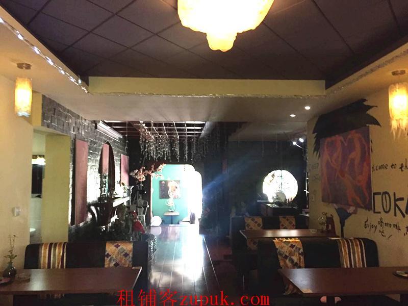 呈贡大学城咖啡厅转让