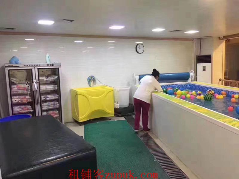 恒峰步行街150平游泳馆优惠转让