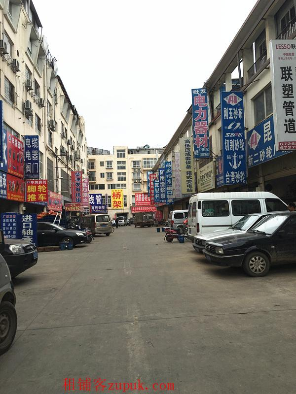 东聚建材五金机电城商铺出租