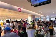 余杭临平万宝城地铁站大型综合体商场入口处商铺出租