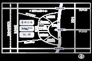 长风商务区华润大厦T4南向底商可拓展至200平米以上