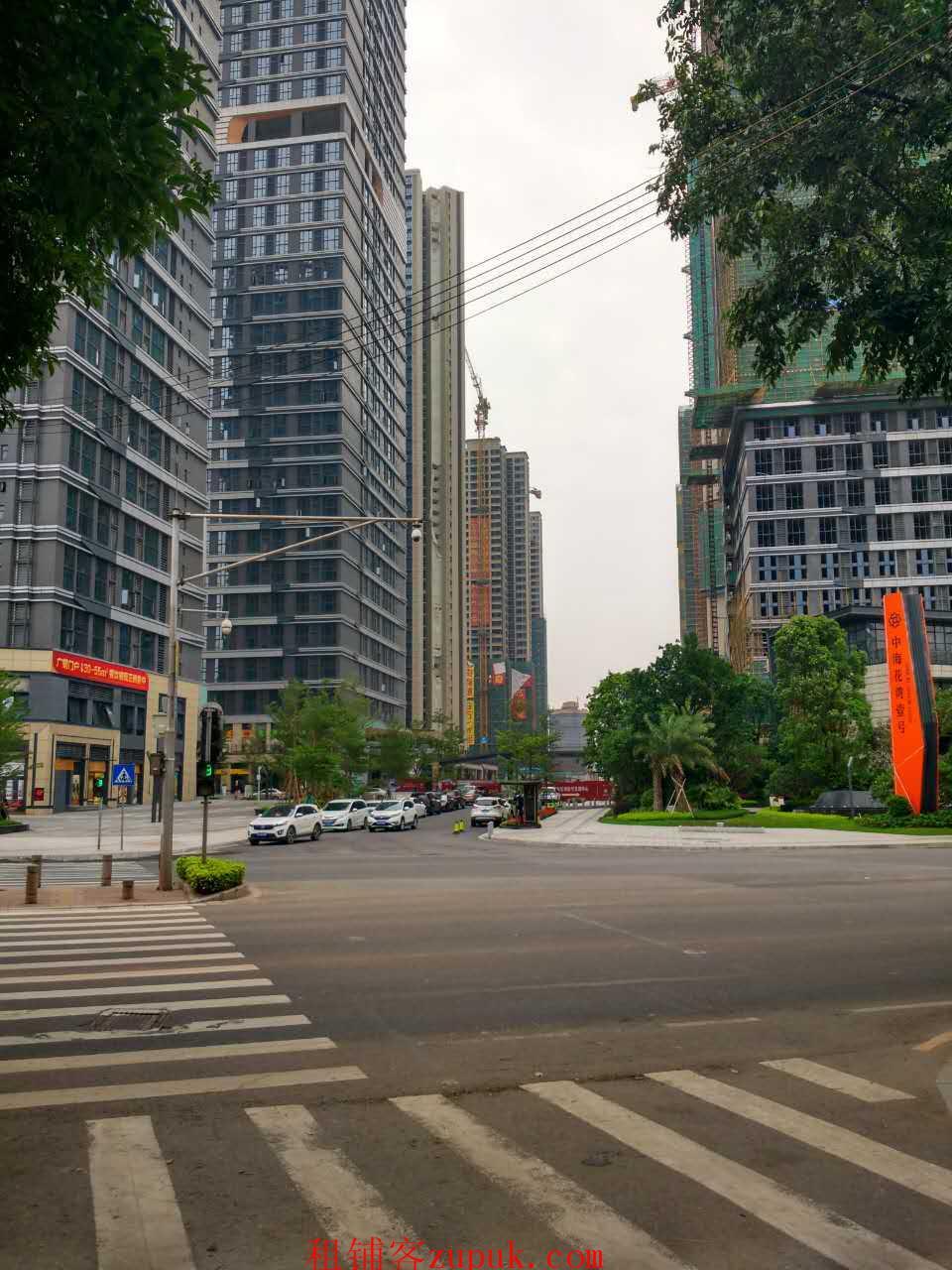 荔湾广钢新城旺铺出租