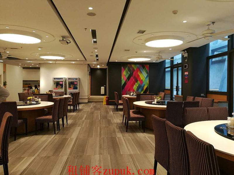 火车站鸿通城1300平豪华餐厅转让
