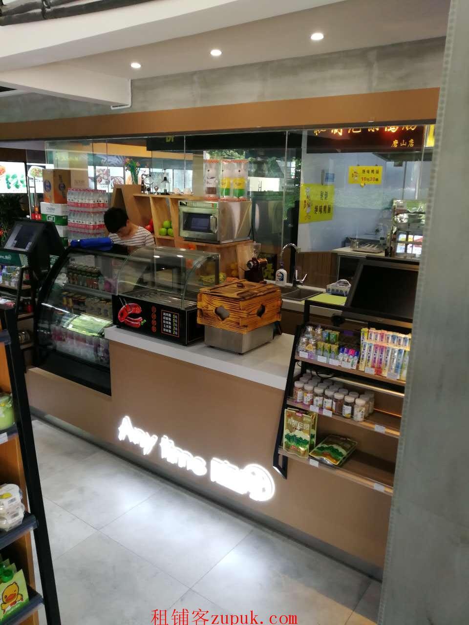 连锁企业东湖绿道磨山景区直营店店面空转
