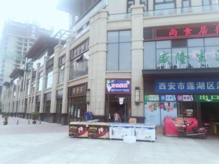 出租莲湖红庙坡临街商铺不限业态租金便宜
