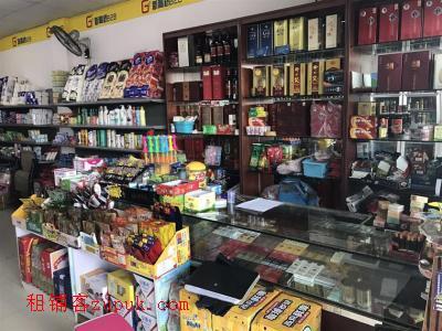 华润橡树湾小区大门口62㎡超市低价急转