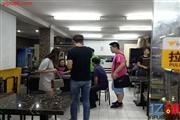 上海六十中学主干道双门头餐饮旺铺空转