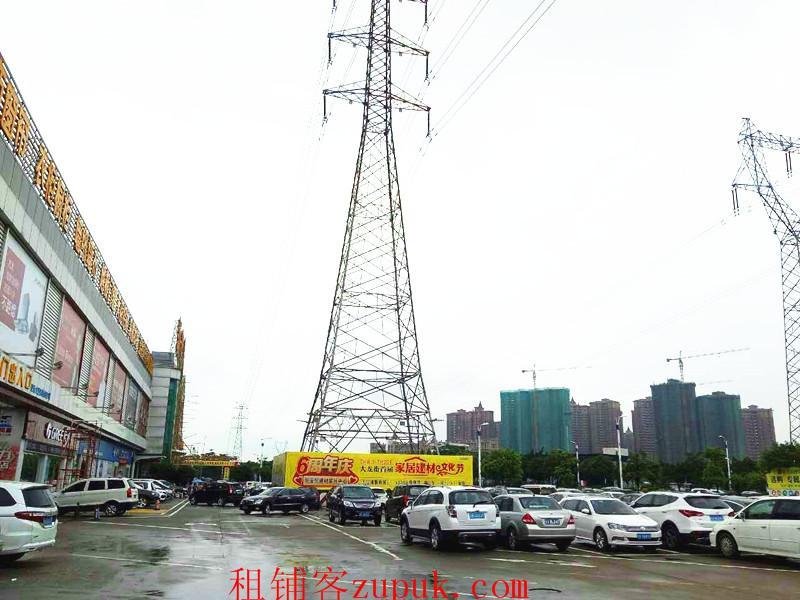 番禺亚运城建材中心旺铺空转