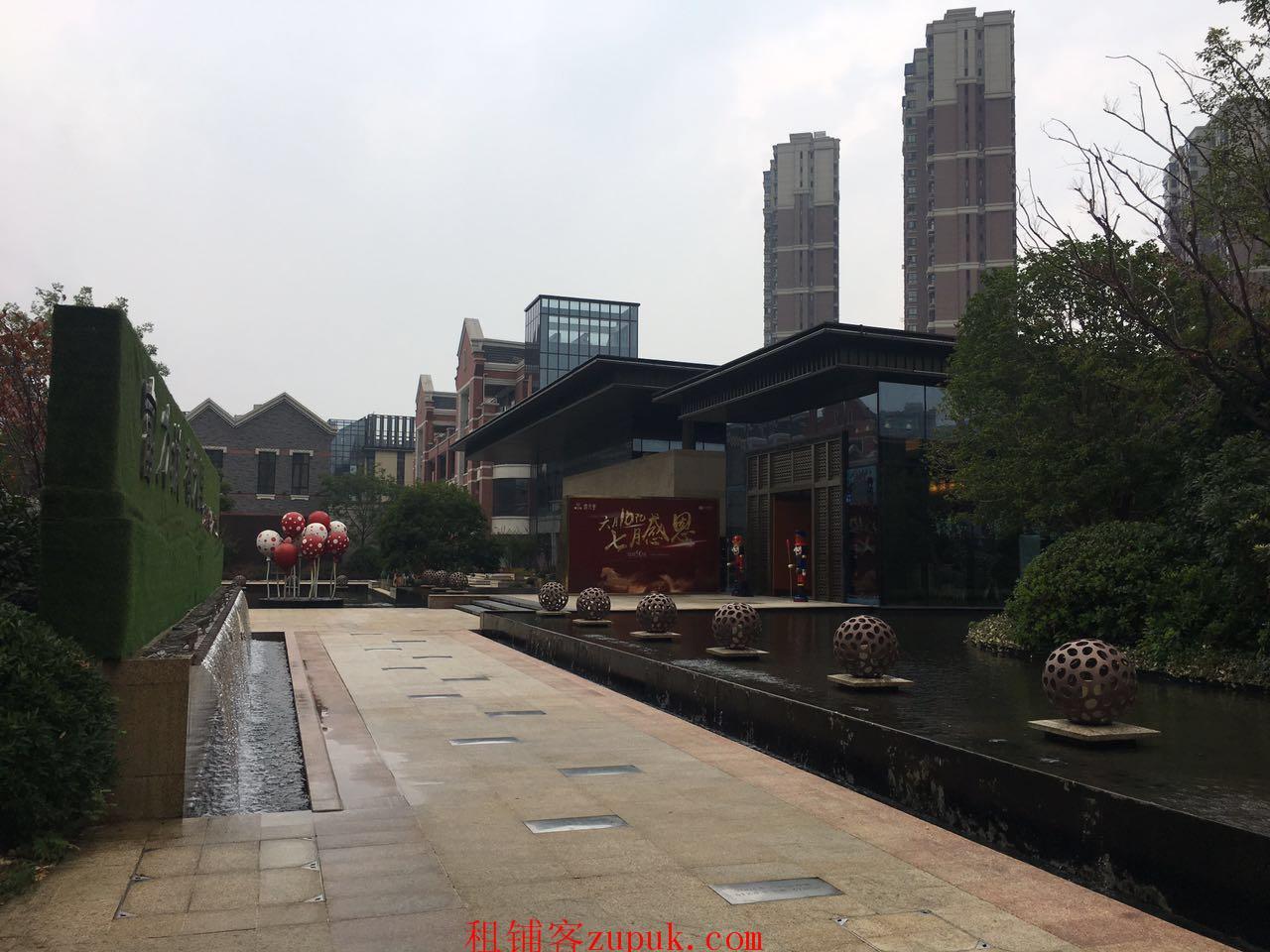 新吴区江溪富力星光里 商业街 招租