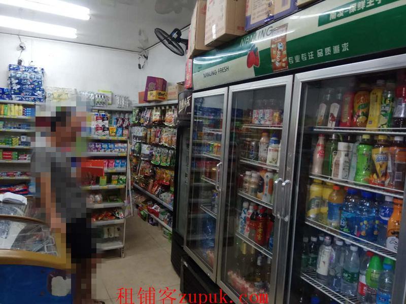 白云区龙骏广场盈利便利店急转,可空转