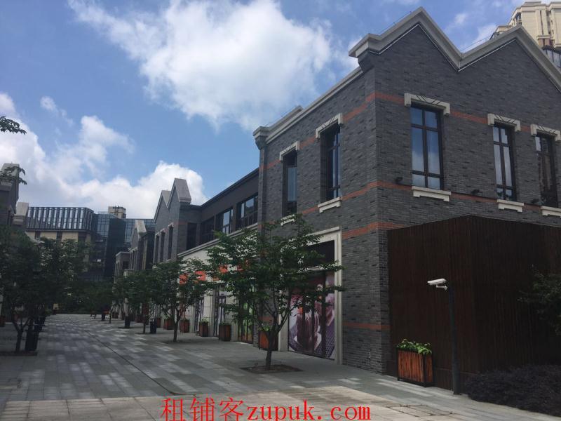 新吴区富力城 商业街 招租