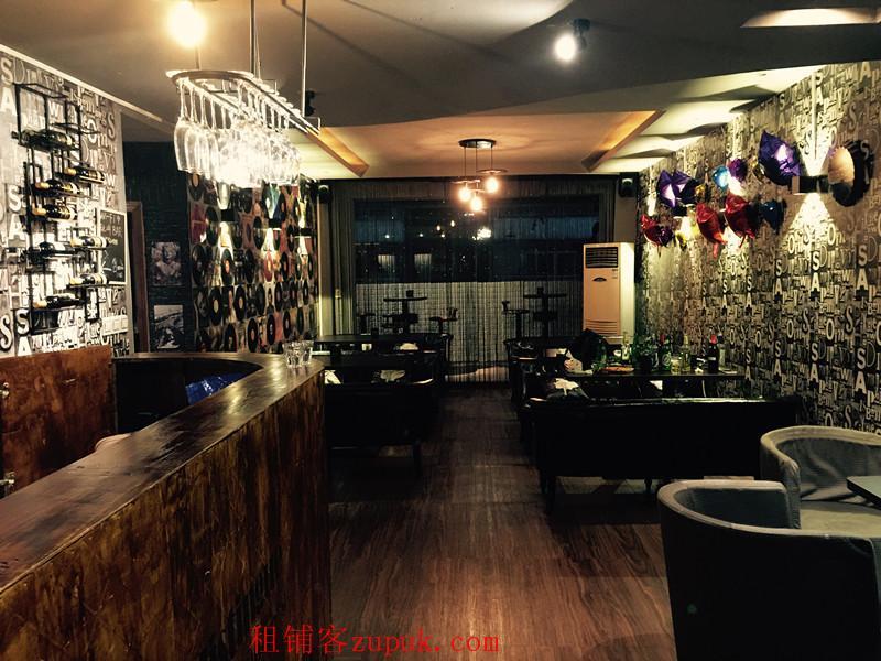 市府路盈利酒吧低价转让