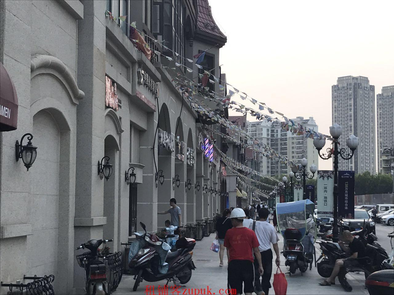 合肥恒大中央广场旺铺出租