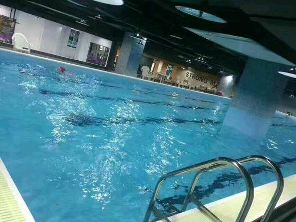 西安高盈利带游泳池健身会所转让