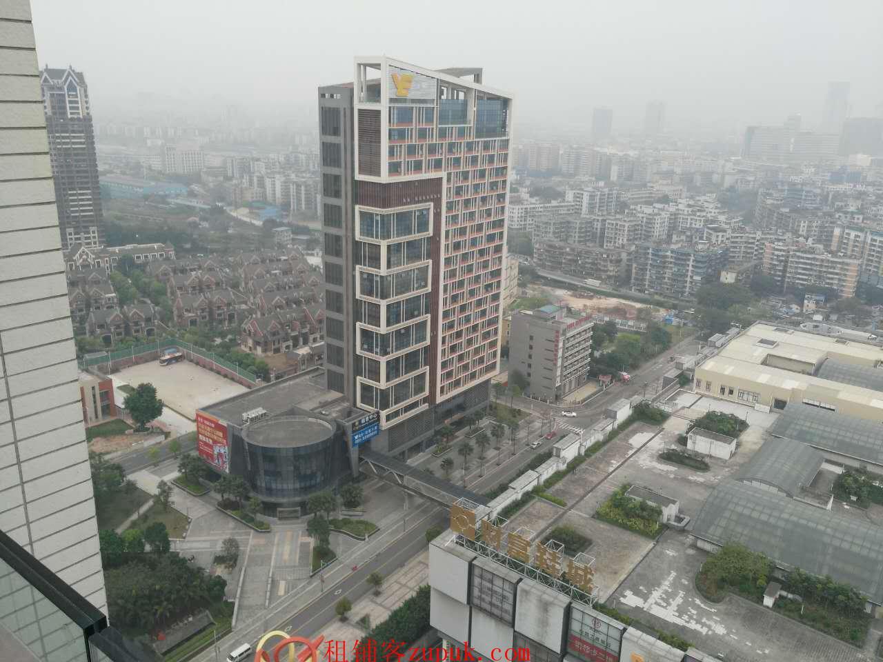 财富大厦公馆43-9000方商业场地招商