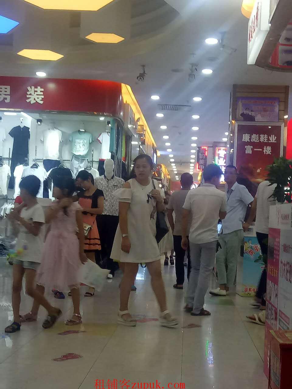 上海路商业街店铺出租,无转让费,位置超好