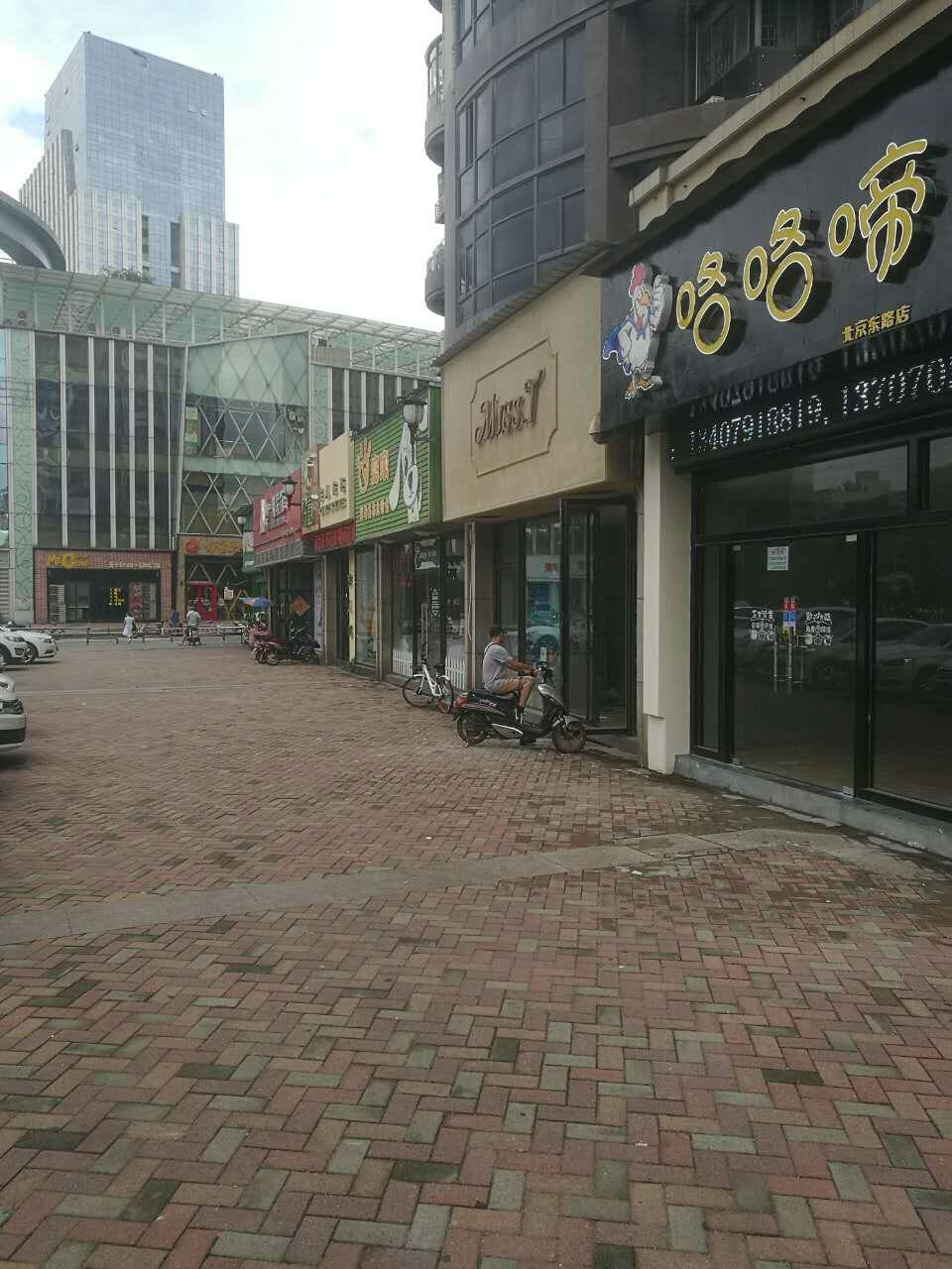 梦时代商圈精装54平米临街店面招租