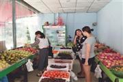 成熟小区38㎡两年水果店转让