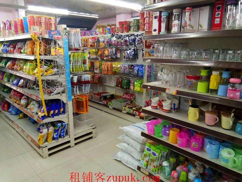 静安路180㎡品牌超市诚转