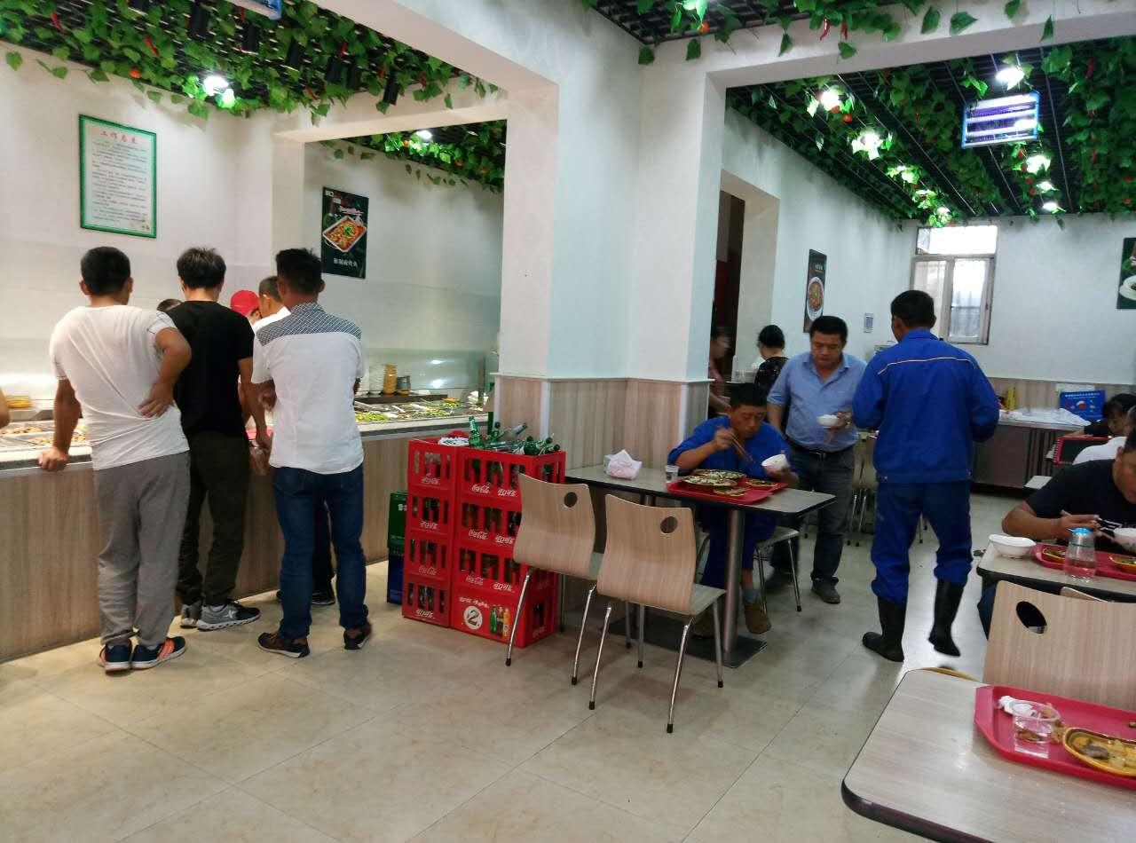 中式快餐店铺转让