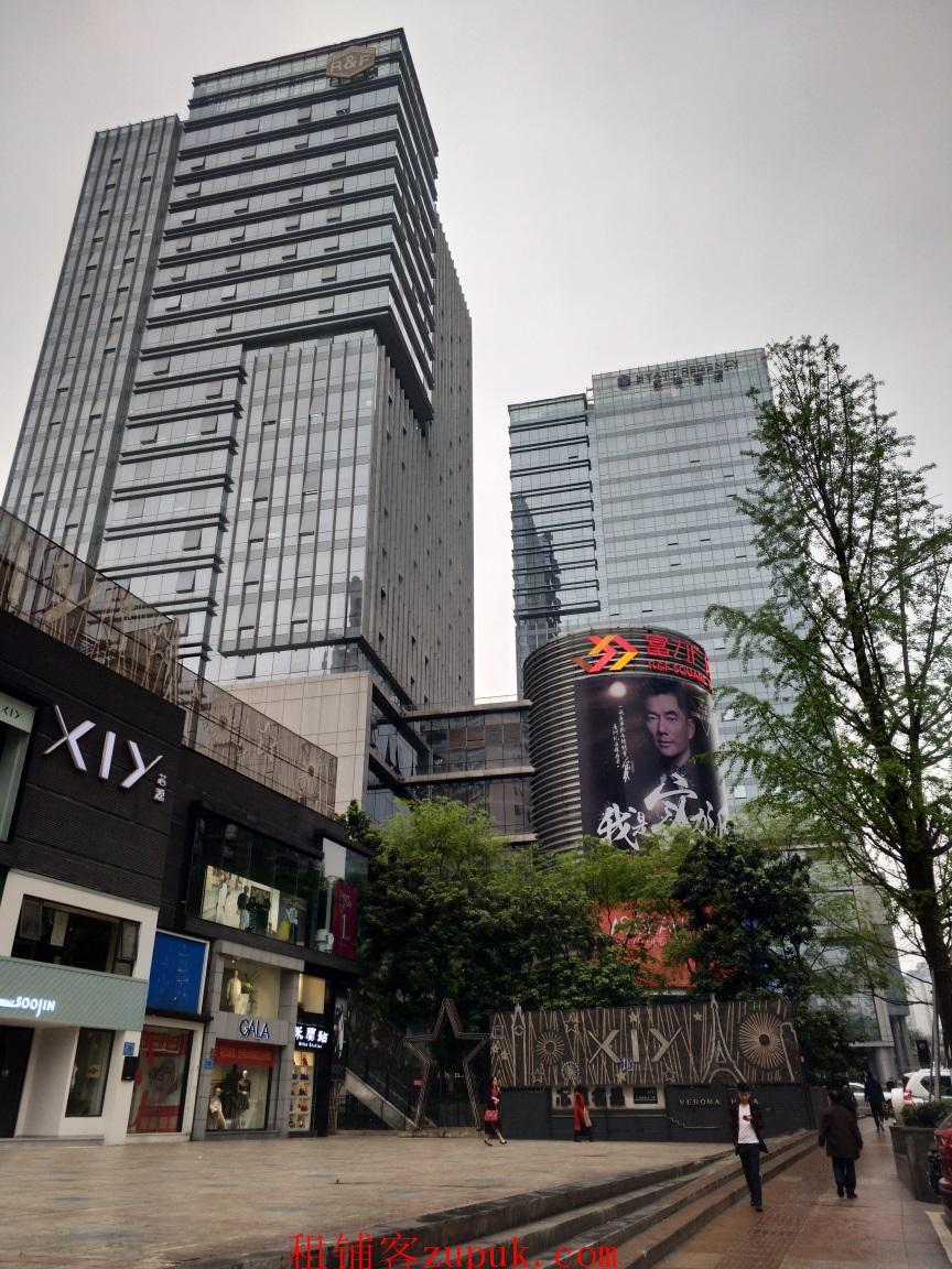观音桥北城天街临街一层顺水鱼馆旺铺招租