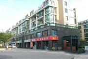 澄湖路阳光水榭纯一楼双开间双层商铺出租