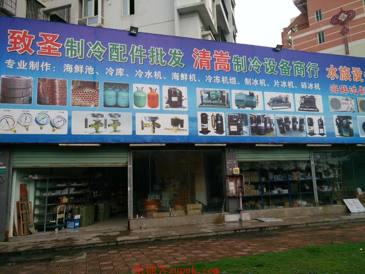 翔安马巷105㎡临街旺铺转让租金低转让费低