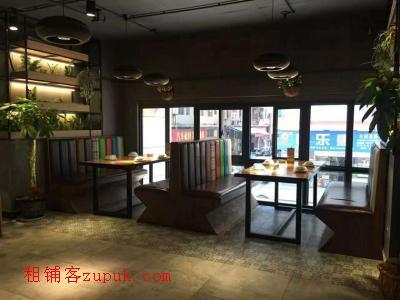 香樟路民政学院附近中西餐厅28万亏本转让