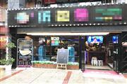 江汉路步行街高逼格烤鱼店转让