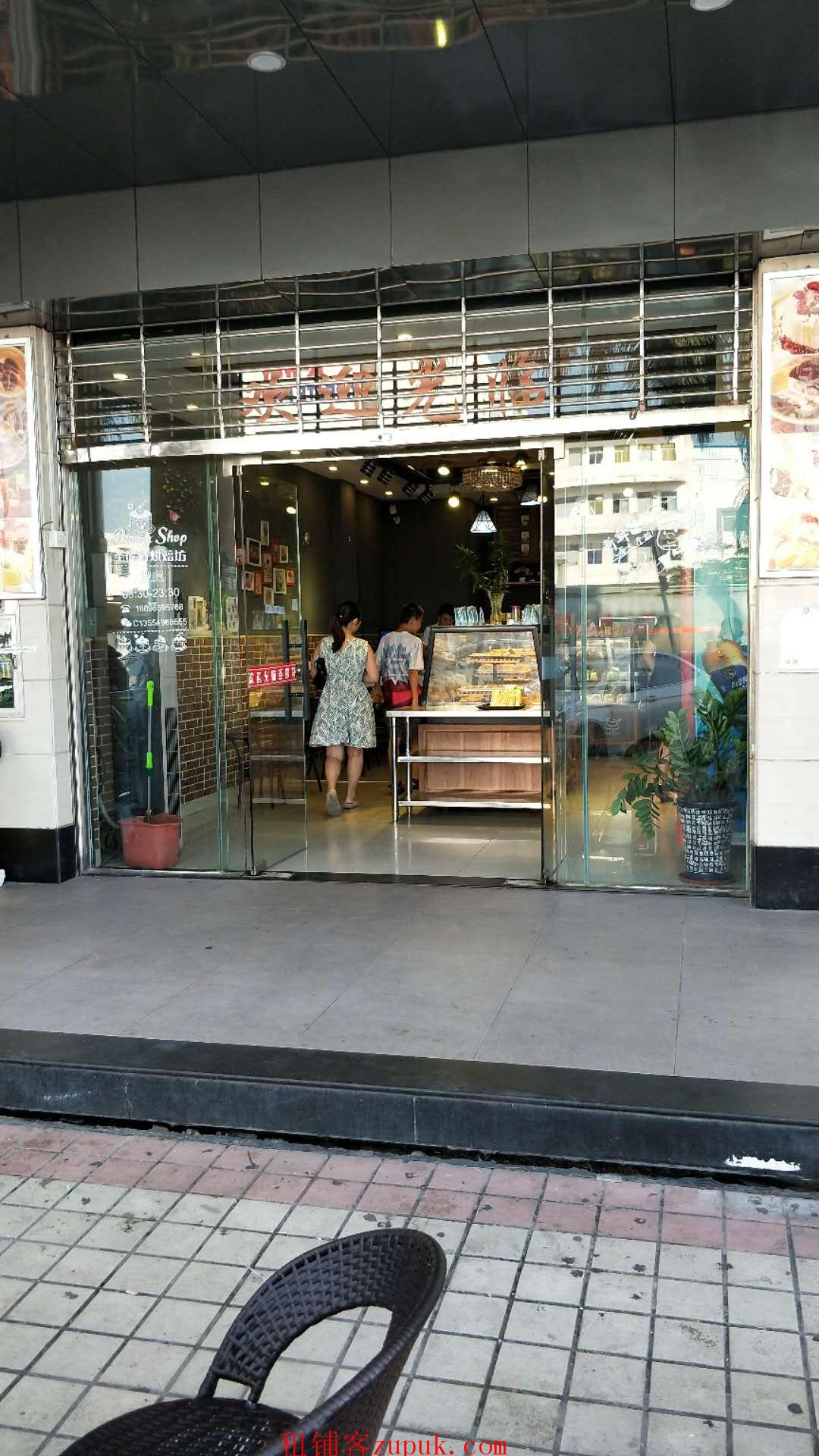 转让盈利面包店