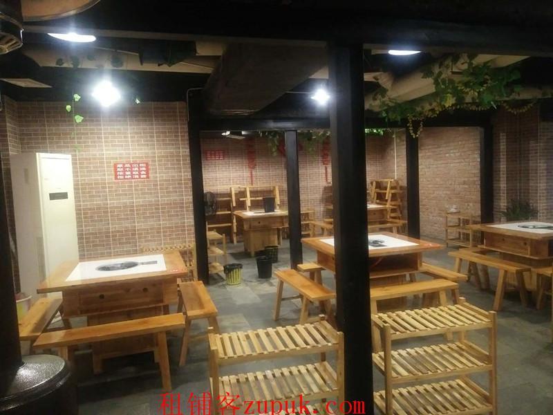 太平路150平餐饮店低价转让