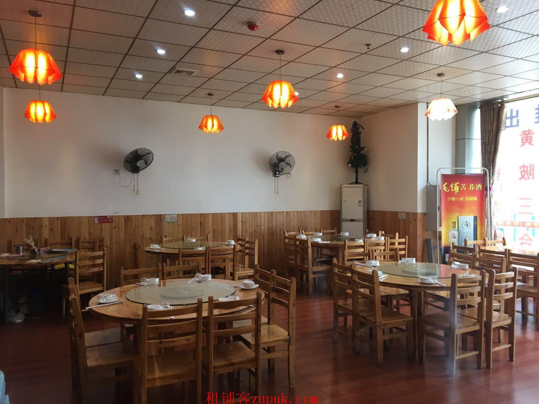 大型小区盈利中餐厅快餐转让