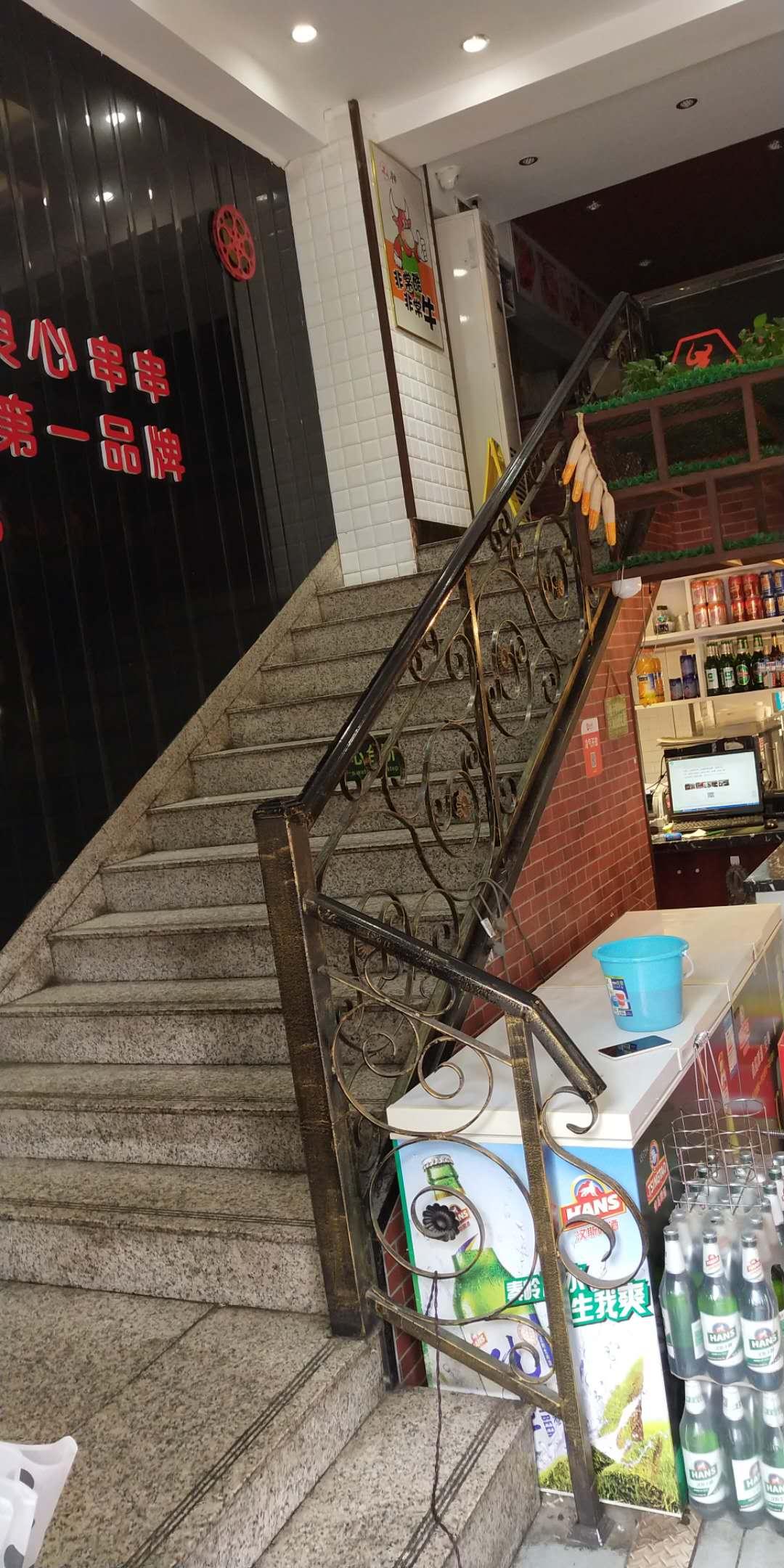 底价转让营业中餐厅东木头市十字西北角临街门面
