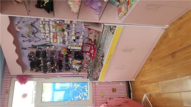 饰品礼品化妆品店