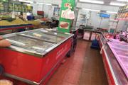十字路口盈利生鲜超市因事转让(可空转)