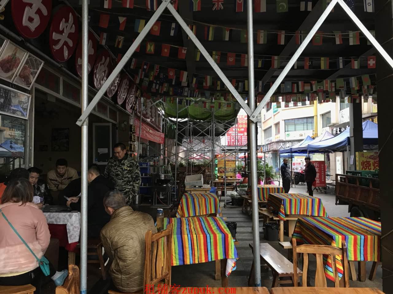 锦江区 万人小区旁 大开间盈利餐饮店转让