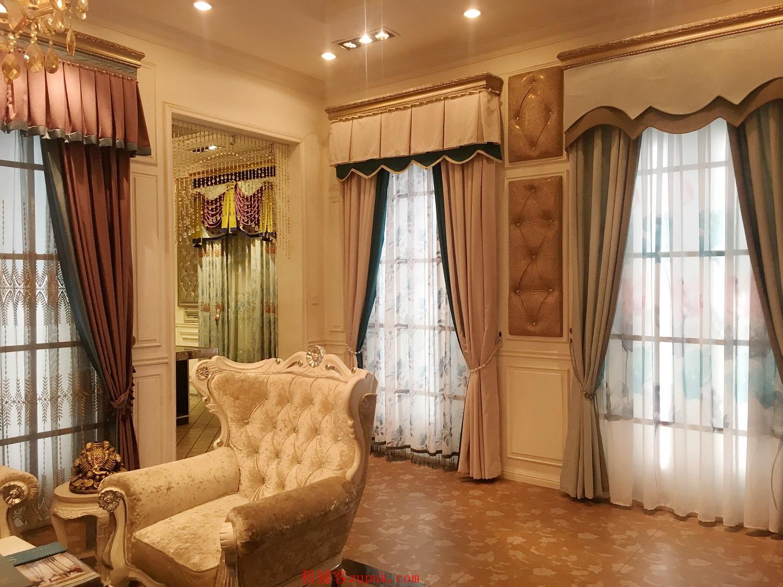 (出租) 出租金牛荷花池窗帘店豪华装修无转让费随时可入驻